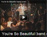 You're So Beautiful / def leppard cover
